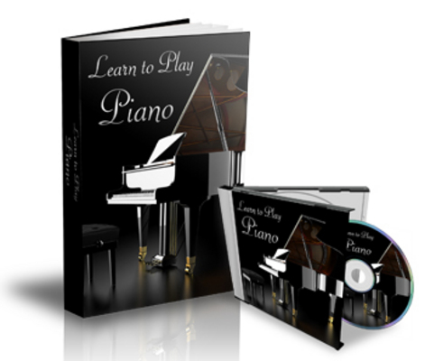 Product picture Learn How to Play Piano - 1 Hour 45 Minutes Audio/Ebook