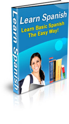 Product picture Learn to Speak Spanish The Easy Way
