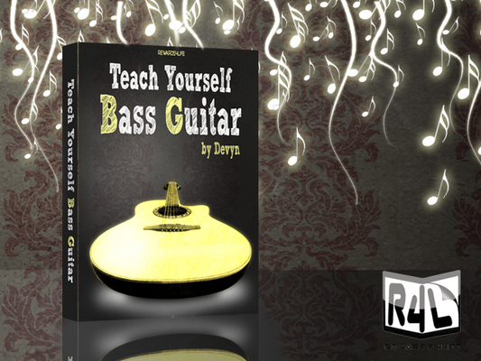 Product picture Learning Bass Guitar - E Book and PLR Articles