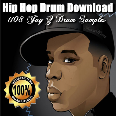 Product picture Hip Hop Drum Download - 1108 Jay Z Drum Samples