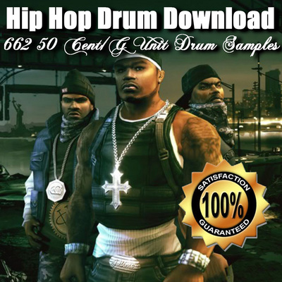 Product picture Hip Hop Drum Download - 662 50 Cent G Unit Drum Samples